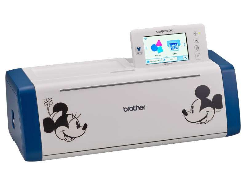 SDX2200D with Disney Designs