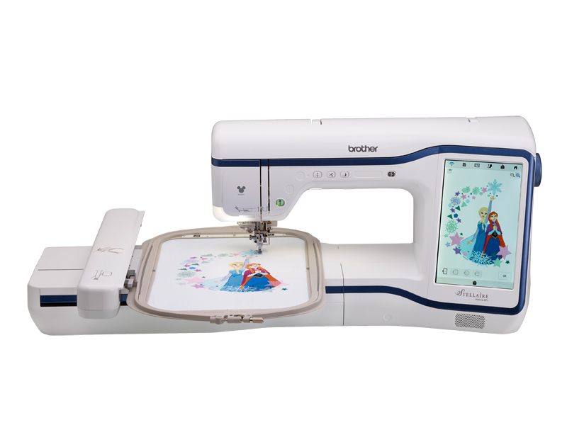 Stellaire Innov-is XJ1 Sewing, Quilting & Embroidery Machine