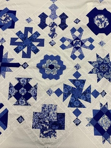 Beginners Patchwork and Quilting  with Anne Maree Jacobs, 8 Week Course commencing 10 October 2020