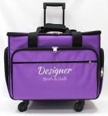 BabyLock Accessory Large Trolley Case Purple