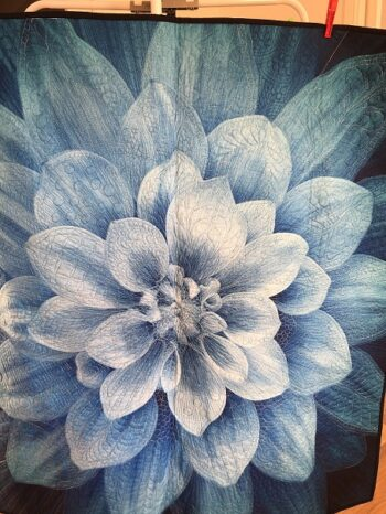 Introduction to Free Motion Quilting with Leonie Fraser 1 September 2020